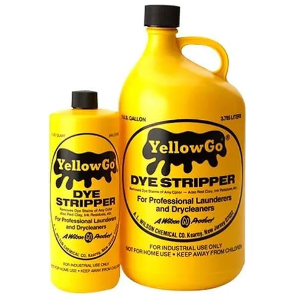 น้ำยาขจัดคราบสีบนผ้า น้ำยาสป็อตติ้งขจัดคราบเฉพาะจุด A.L.WILSON YellowGo ขจัดคราบหมึก สีบนผ้า
