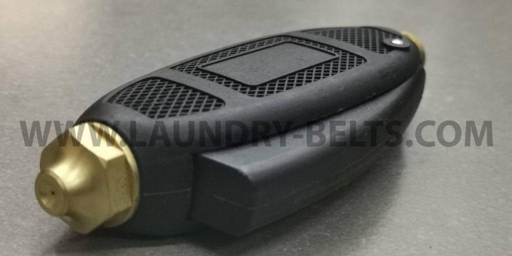 ปืนสเปรย์กัน VERTEX แบบ Cissell สีดำ สำหรับเครื่องรีดผ้าแบบกระทะ เครื่องรีดผ้าแบบลูกกลิ้ง เครื่องเพรสผ้า - 1