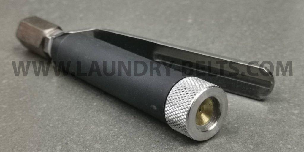 ปืนสเปรย์กัน VERTEX ขนาดเล็ก สำหรับเครื่องรีดผ้าแบบกระทะ เครื่องรีดผ้าแบบลูกกลิ้ง เครื่องเพรสผ้า - 1