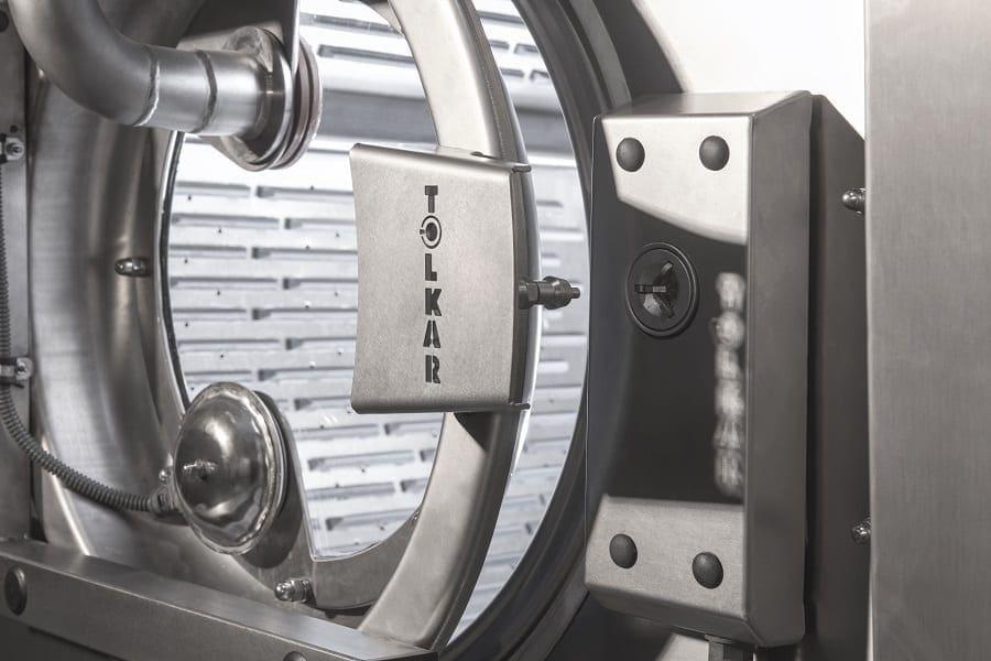 เครื่องซักผ้าอุตสาหกรรม TOLKAR MIRACLE ฝากประตูแบบพิเศษ