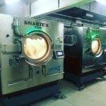 เครื่องซักผ้าอุตสาหกรรม SMARTEX MIRACLE 120 ลูกค้าที่ต่างประเทศ
