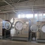 เครื่องซักผ้าอุตสาหกรรม SMARTEX MIRACLE 150 ลูกค้าที่ต่างประเทศ