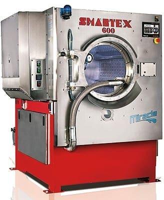 เครื่องซักผ้าอุตสาหกรรม SMARTEX MIRACLE 60 ประหยัดน้ำ-เคมี-พลังงานความร้อน