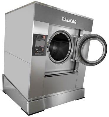 เครื่องซักผ้าอุตสาหกรรม TOLKAR HYDRA 110kgs เหมาะกับงานโรงแรมต่างๆ