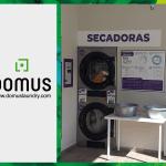 เครื่องซักอบผ้าหยอดเหรียญ DOMUS Clean&Go เครื่องซักอบผ้าอุตสาหกรรมแบบหยอดเหรียญ สำหรับ ร้านสะดวกซัก ลูกค้าที่ต่างประเทศ - 10