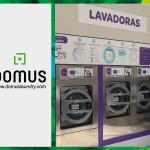 เครื่องซักอบผ้าหยอดเหรียญ DOMUS Clean&Go เครื่องซักอบผ้าอุตสาหกรรมแบบหยอดเหรียญ สำหรับ ร้านสะดวกซัก ลูกค้าที่ต่างประเทศ - 11
