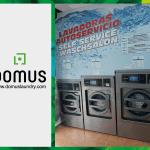 เครื่องซักอบผ้าหยอดเหรียญ DOMUS Clean&Go เครื่องซักอบผ้าอุตสาหกรรมแบบหยอดเหรียญ สำหรับ ร้านสะดวกซัก ลูกค้าที่ต่างประเทศ - 13