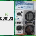เครื่องซักอบผ้าหยอดเหรียญ DOMUS Clean&Go เครื่องซักอบผ้าอุตสาหกรรมแบบหยอดเหรียญ สำหรับ ร้านสะดวกซัก ลูกค้าที่ต่างประเทศ - 14