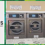เครื่องซักอบผ้าหยอดเหรียญ DOMUS Clean&Go เครื่องซักอบผ้าอุตสาหกรรมแบบหยอดเหรียญ สำหรับ ร้านสะดวกซัก ลูกค้าที่ต่างประเทศ - 15
