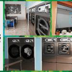 เครื่องซักอบผ้าหยอดเหรียญ DOMUS Clean&Go เครื่องซักอบผ้าอุตสาหกรรมแบบหยอดเหรียญ สำหรับ ร้านสะดวกซัก ลูกค้าที่ต่างประเทศ - 16