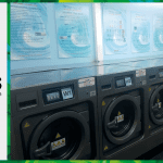 เครื่องซักอบผ้าหยอดเหรียญ DOMUS Clean&Go เครื่องซักอบผ้าอุตสาหกรรมแบบหยอดเหรียญ สำหรับ ร้านสะดวกซัก ลูกค้าที่ต่างประเทศ - 17