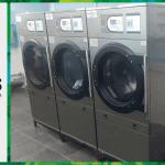 เครื่องซักอบผ้าหยอดเหรียญ DOMUS Clean&Go เครื่องซักอบผ้าอุตสาหกรรมแบบหยอดเหรียญ สำหรับ ร้านสะดวกซัก ลูกค้าที่ต่างประเทศ - 18