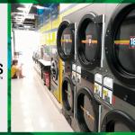 เครื่องซักอบผ้าหยอดเหรียญ DOMUS Clean&Go เครื่องซักอบผ้าอุตสาหกรรมแบบหยอดเหรียญ สำหรับ ร้านสะดวกซัก ลูกค้าที่ต่างประเทศ - 19