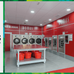เครื่องซักอบผ้าหยอดเหรียญ DOMUS Clean&Go เครื่องซักอบผ้าอุตสาหกรรมแบบหยอดเหรียญ สำหรับ ร้านสะดวกซัก ลูกค้าที่ต่างประเทศ - 23