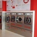 เครื่องซักอบผ้าหยอดเหรียญ DOMUS Clean&Go เครื่องซักอบผ้าอุตสาหกรรมแบบหยอดเหรียญ สำหรับ ร้านสะดวกซัก ลูกค้าที่ต่างประเทศ - 27