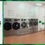 เครื่องซักอบผ้าหยอดเหรียญ DOMUS Clean&Go เครื่องซักอบผ้าอุตสาหกรรมแบบหยอดเหรียญ สำหรับ ร้านสะดวกซัก ลูกค้าที่ต่างประเทศ - 3