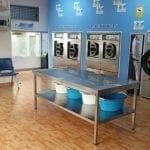 เครื่องซักอบผ้าหยอดเหรียญ DOMUS Clean&Go เครื่องซักอบผ้าอุตสาหกรรมแบบหยอดเหรียญ สำหรับ ร้านสะดวกซัก ลูกค้าที่ต่างประเทศ - 32