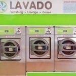 เครื่องซักอบผ้าหยอดเหรียญ DOMUS Clean&Go เครื่องซักอบผ้าอุตสาหกรรมแบบหยอดเหรียญ สำหรับ ร้านสะดวกซัก ลูกค้าที่ต่างประเทศ - 34