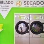 เครื่องซักอบผ้าหยอดเหรียญ DOMUS Clean&Go เครื่องซักอบผ้าอุตสาหกรรมแบบหยอดเหรียญ สำหรับ ร้านสะดวกซัก ลูกค้าที่ต่างประเทศ - 36