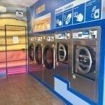 เครื่องซักอบผ้าหยอดเหรียญ DOMUS Clean&Go เครื่องซักอบผ้าอุตสาหกรรมแบบหยอดเหรียญ สำหรับ ร้านสะดวกซัก ลูกค้าที่ต่างประเทศ - 37