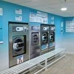 เครื่องซักอบผ้าหยอดเหรียญ DOMUS Clean&Go เครื่องซักอบผ้าอุตสาหกรรมแบบหยอดเหรียญ สำหรับ ร้านสะดวกซัก ลูกค้าที่ต่างประเทศ - 47