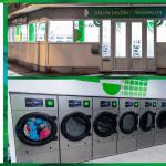 เครื่องซักอบผ้าหยอดเหรียญ DOMUS Clean&Go เครื่องซักอบผ้าอุตสาหกรรมแบบหยอดเหรียญ สำหรับ ร้านสะดวกซัก ลูกค้าที่ต่างประเทศ - 5