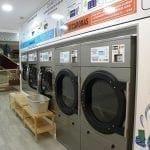 เครื่องซักอบผ้าหยอดเหรียญ DOMUS Clean&Go เครื่องซักอบผ้าอุตสาหกรรมแบบหยอดเหรียญ สำหรับ ร้านสะดวกซัก ลูกค้าที่ต่างประเทศ - 51