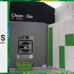 เครื่องซักอบผ้าหยอดเหรียญ DOMUS Clean&Go เครื่องซักอบผ้าอุตสาหกรรมแบบหยอดเหรียญ สำหรับ ร้านสะดวกซัก ลูกค้าที่ต่างประเทศ - 8