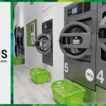 เครื่องซักอบผ้าหยอดเหรียญ DOMUS Clean&Go เครื่องซักอบผ้าอุตสาหกรรมแบบหยอดเหรียญ สำหรับ ร้านสะดวกซัก ลูกค้าที่ต่างประเทศ - 9