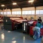 เครื่องป้อนผ้าแบบลมดูด TOLKAR VIRGO FEEDER ลูกค้าที่ต่างประเทศ