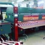 เครื่องพับผ้าปูที่นอนและดูเว่ TOLKAR VIRGO Linen Folder เครื่องพับผ้าอุตสาหกรรม ลูกค้าที่ต่างประเทศ
