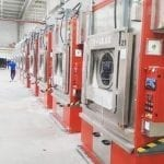 เครื่องอบผ้าอุตสาหกรรม TOLKAR CARINA 5070 ลูกค้าที่ต่างประเทศ