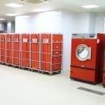 เครื่องอบผ้าอุตสาหกรรม TOLKAR CARINA 605 ลูกค้าที่ต่างประเทศ