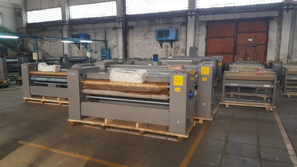 เครื่องซักผ้าอุตสาหกรรม เครื่องอบผ้าอุตสาหกรรม เครื่องรีดผ้าอุตสาหกรรม VYAZMA VEGA ผลิตและนำเข้าจากสหพันธรัฐรัสเซีย (Made in Russia Federation)