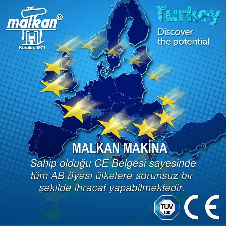เครื่องเพรสผ้า เครื่องหุ่นเป่า โต๊ะสป็อตติ้ง โต๊ะรีดผ้าแบบลมดูด เตารีดหม้อต้มไอน้ำ MALKAN ผลิตและนำเข้าจากประเทศตุรกี (Made in Turkey)