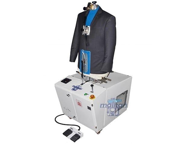 เครื่องหุ่นเป่า เสื้อสูท MALKAN MSURC02 สำหรับงานโรงแรม โรงซักรีด โรงพยาบาล ร้านซักรีด