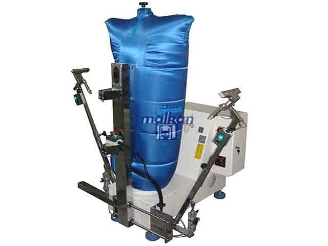 เครื่องหุ่นเป่า เสื้อ MALKAN MSUR สำหรับงานโรงแรม โรงซักรีด โรงพยาบาล ร้านซักรีด