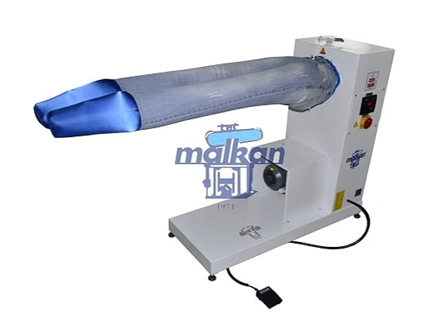 เครื่องหุ่นเป่า กางเกง MALKAN PSU1 สำหรับงานโรงแรม โรงซักรีด โรงพยาบาล ร้านซักรีด