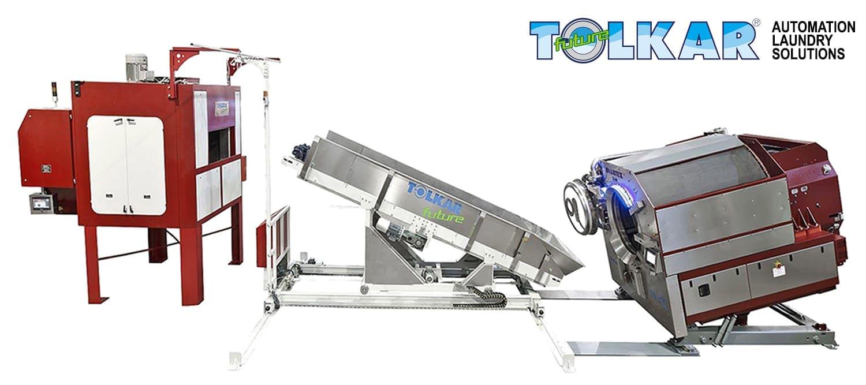 งานระบบซักอบผ้าออโตเมชั่น TOLKAR FUTURE - heading