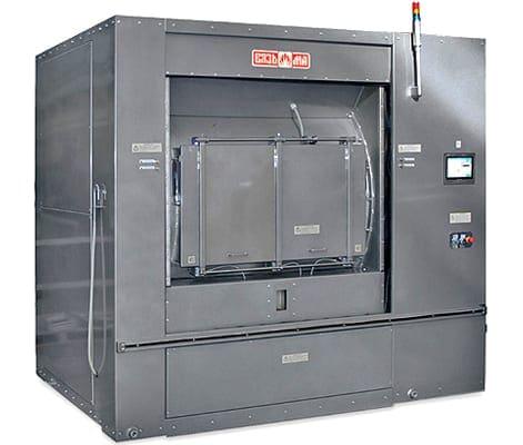 เครื่องซักสลัดผ้าอุตสาหกรรมแบบ 2 ประตู VYAZMA LB240P