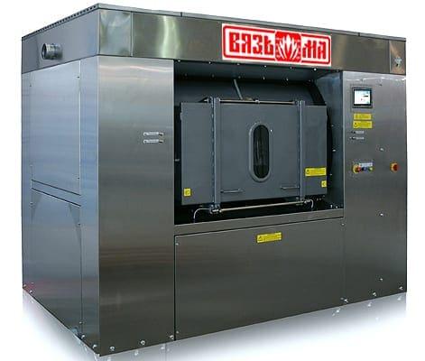 เครื่องซักสลัดผ้าอุตสาหกรรมแบบ 2 ประตู VYAZMA VB-70-100