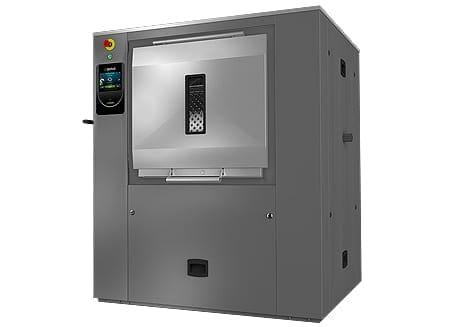 เครื่องซักผ้าอุตสาหกรรมแบบ 2 ประตู DOMUS DHB