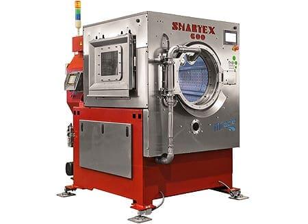เครื่องซักผ้าอุตสาหกรรมแบบ 2 ประตู SMARTEX MIRACLE HYGIENE