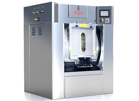 เครื่องซักผ้าอุตสาหกรรมแบบ 2 ประตู VYAZMA LB-VB