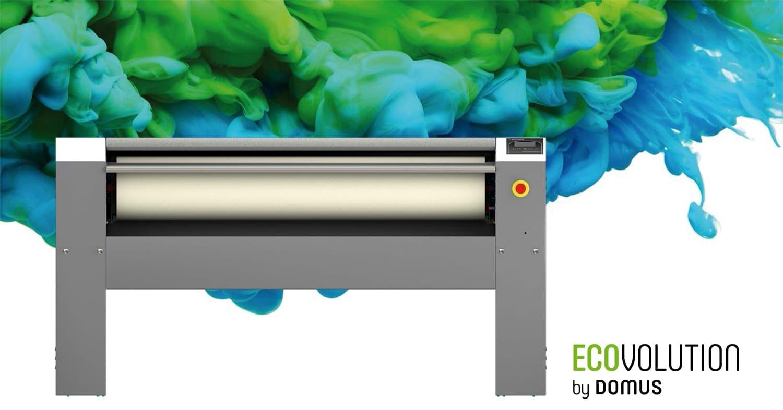เครื่องรีดผ้าอุตสาหกรรม DOMUS PM-PR