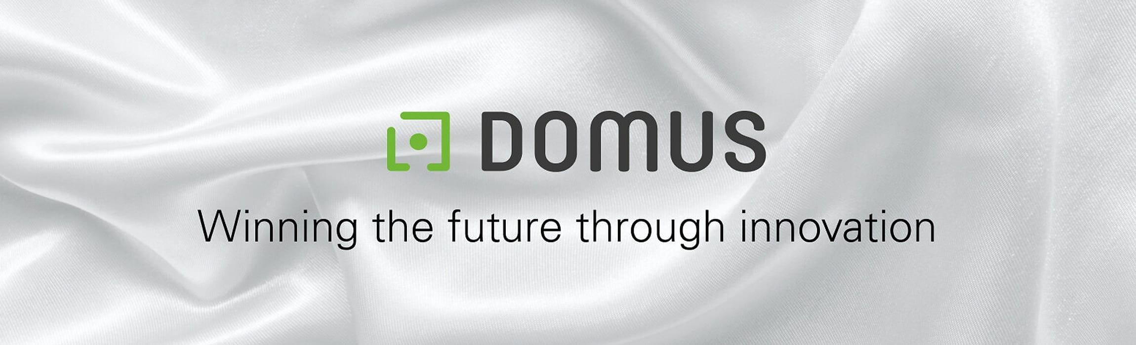 เครื่องซักอบผ้าอุตสาหกรรม DOMUS