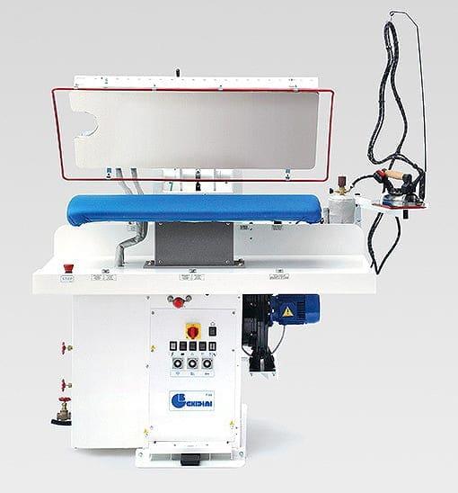 เครื่องเพรสผ้าแบบเตาด้าน GHIDINI P88 CC Laundry Press