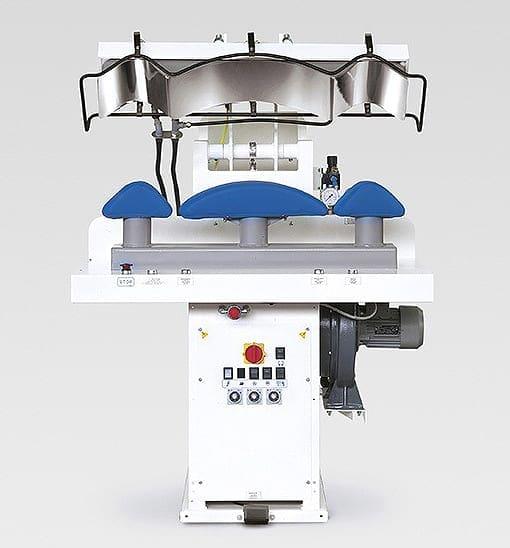 เครื่องเพรสผ้าแบบเตาด้าน GHIDINI P88 CP Laundry Press