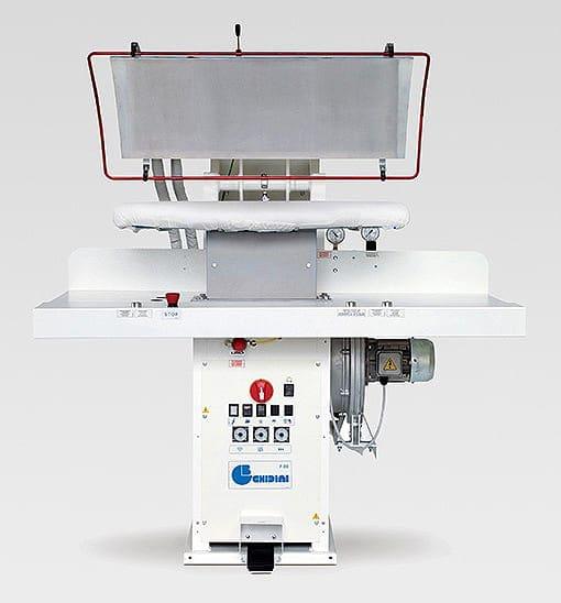 เครื่องเพรสผ้าแบบเตาด้าน GHIDINI P88 MM BB Laundry Press