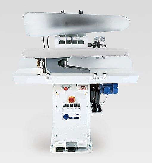 เครื่องเพรสผ้าแบบเตาด้าน GHIDINI P88 U4L Laundry Press